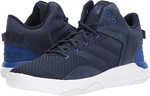 adidas NEO Men's CF Revival Mid Basketball Shoe, Collegiate Navy/Collegiate Navy/Collegiate Royal, 10 Medium (Sport Mid Basketball Shoe)