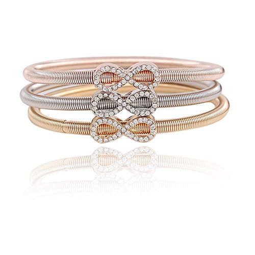 Young & Forever Girl's Valentine Endless Love Collection Diwali Bracelets by Young & Forever