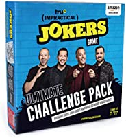 Wilder Toys Impractical Jokers: The Game - Ultimate Challenge Pack (17+) - Amazon Exclusive