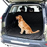Cheap Homdox Waterproof Durable Material Pet Seat Cover Cargo Liner For SUVs Cars
