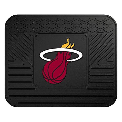 FANMATS NBA Miami Heat Vinyl Utility Mat