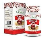 Zen Natura Bayas de Goji 60 capsules botlle 500 mg. Weight Loss Goji