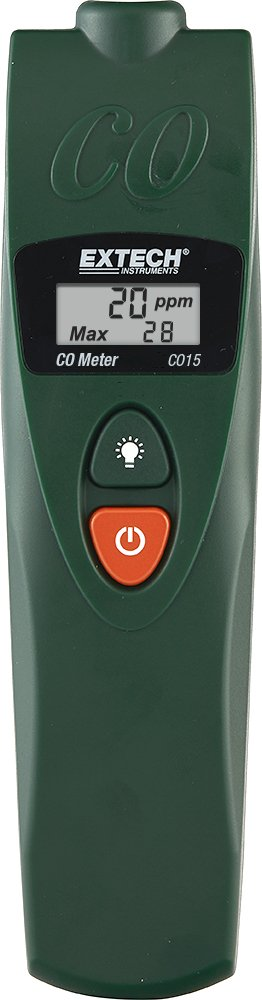 EXTECH CO15 - CARBON MONOXIDE METER by Extech