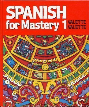 Spanish for Mastery 1