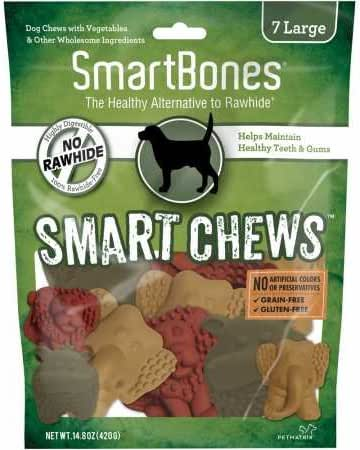 SmartChews Safari