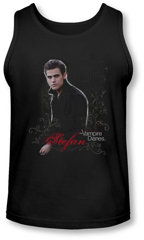Vampire Diaries - Mens Stefan Tank-Top