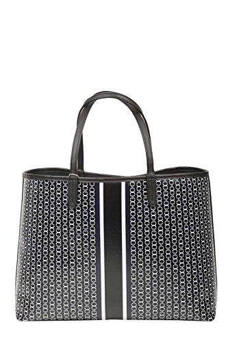 Tory Burch Borsa Shopping Donna 33801883 Altri Materiali Nero Estilo De La Moda Precio Barato hTuv5S4