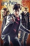 Poster HARRY POTTER 7 - trio - preiswertes Plakat, XXL Wandposter