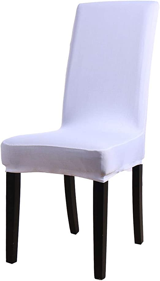 uxcell Dining Chair Cover,Stretch Bar Stool Slipcover Kitchen Chair  Protector Spandex Chair Seat Cover for Home Decorative/Dining  Room/Party/Wedding ...