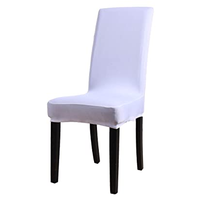 Amazoncom Uxcell Dining Chair Coverstretch Bar Stool Slipcover