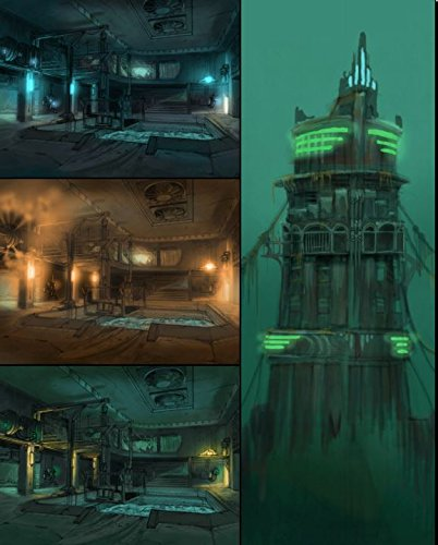 The Art Of Bioshock Breaking The Mold 2k Games