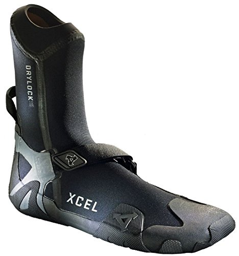 Xcel Wetsuits   Xcel Drylock Tdc 7Mm 2017 Round