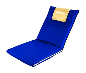 wealers Portable Foldable Padded Comfortable Recliner Floor Chair for C&ing or A Beach Chair with  sc 1 st  Amazon.com & Amazon.com: wealers Portable Foldable Padded Comfortable Recliner ... islam-shia.org