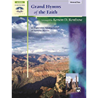 Grand Hymns of the Faith (Sacred Performer Collections) book cover