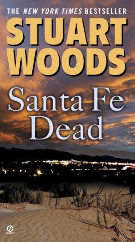 Santa Fe Dead (Ed Eagle Novel Book (Traditional Eagle)