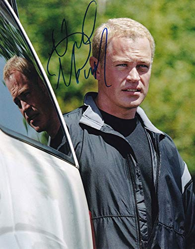 Neal McDonough in-person autographed photo from Sign Here Autographs