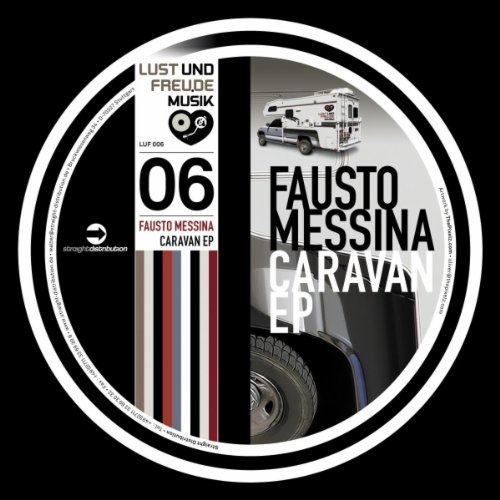 Fausto Messina - Boungaville EP
