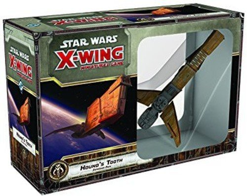Fantasy Flight Games Star Wars X-Wing: Hound's Tooth Expansion Pack by Fantasy Flight Games