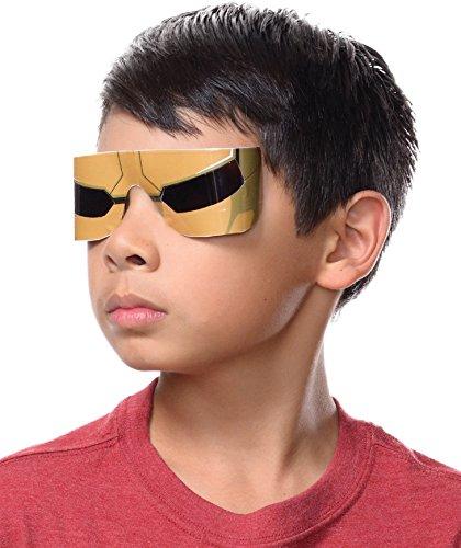 Rubie's Men's Avengers 2 Age of Ultron Iron Man Mark 43-Inch Eye Mask, One Size ()