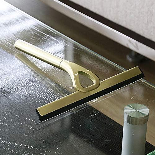 Ventana de cristal de limpieza de limpieza Ducha Espejo de baño ...