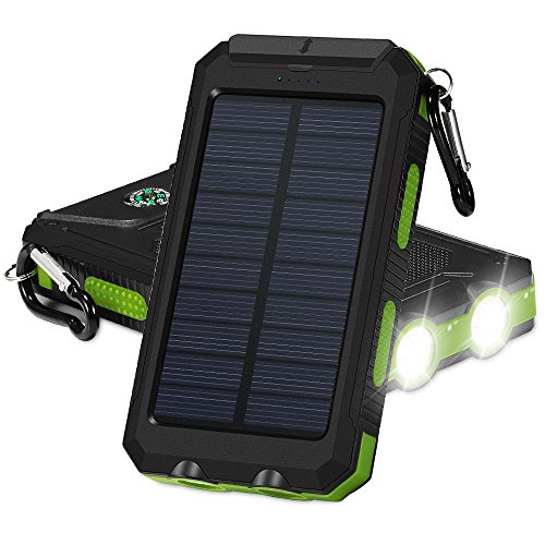 Solar Powered Portable Outlet - 9