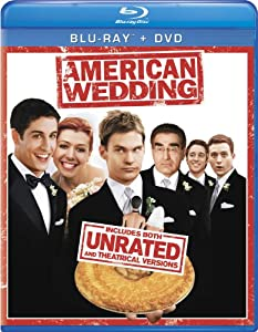 Cover Image for 'American Wedding'