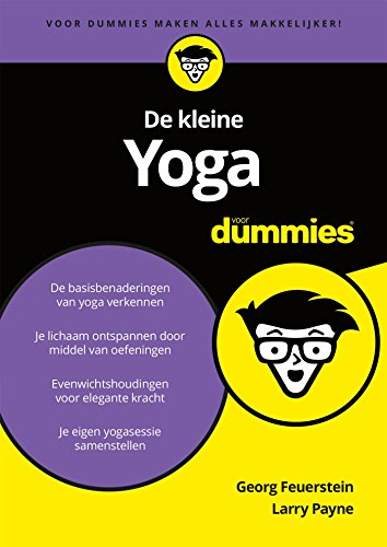 Amazon.com: De kleine Yoga voor Dummies (Dutch Edition ...