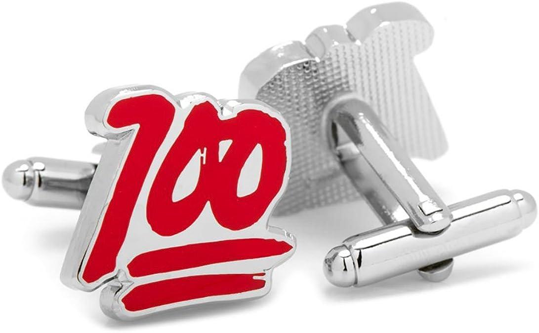 100/% Emoji Cufflinks Cufflinks Inc