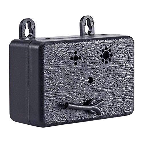 STÙNICK Dog Barking Control Devices CSB19 Anti Barking Device, Bark Box Dog Barking Control Devices, Ultrasonic Sonic Dog Repellent Anti Bark Deterrents Devices, Bark Control Device, Dog Repellent