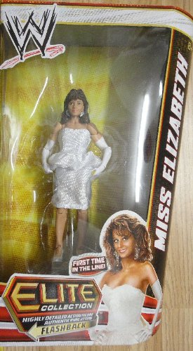 (WWE Elite Series 19 Miss Elizabeth Action Figure)