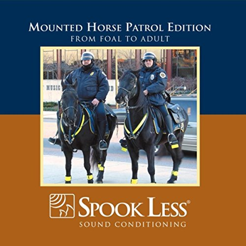 ... Mounted Horse Patrol Edition