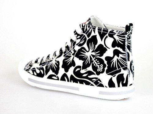 Prada 3T5731-Scarpe da ginnastica da donna, in tessuto e Sneaker