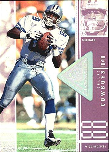 1998 SPx Finite Spectrum #93 Michael Irvin PM /1375 - - Spectrum Irvin