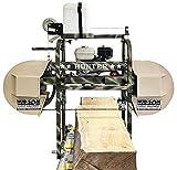 Hud-Son Hunter Sawmill Bandmill Saw Mill Portable