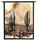 Fine Art Tapestries Sonoran Sentinels Wall Tapestry