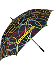 Hass-Jordan Loudmouth Golf Umbrella, Paint Balls