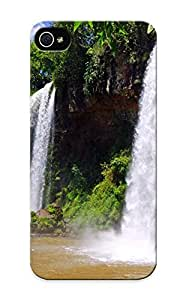 Freshmilk Case Cover For Iphone 5/5s - Retailer Packaging Waterfalls Argentina Iguazu Nature Rivers Protective Case