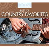 THE BEST OF COUNTRY FAVORITES (3 CD Set)