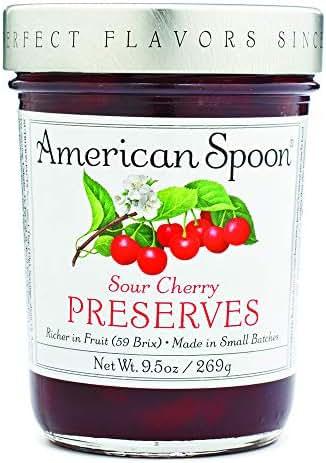 American Spoon Variety Pack of 4