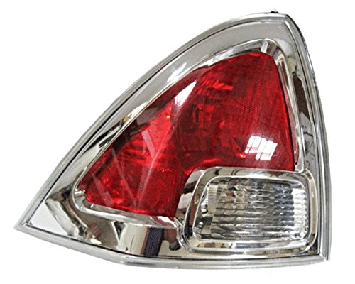[Fits 06-09 Ford Fusion Left Driver Tail Lamp Unit Assembly] (Ford Fusion Aftermarket)