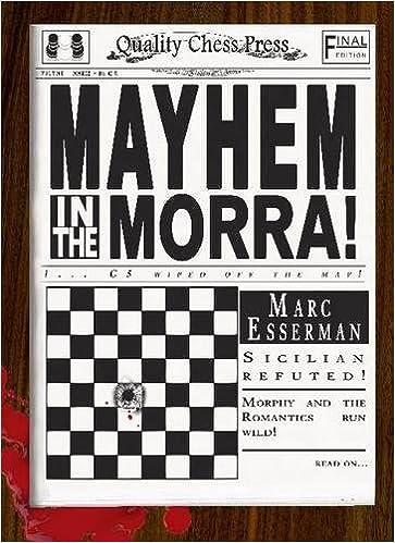 Mayhem in the Morra: Amazon.es: Marc Esserman: Libros en idiomas extranjeros