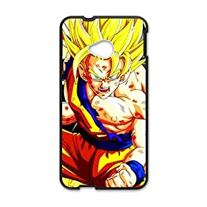 Dragon Ball muscular boy Cell Phone Case for HTC One M7