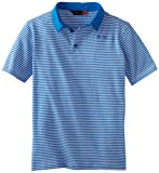Ben Sherman Boy's Polo, Anchor Blue, 14 US image