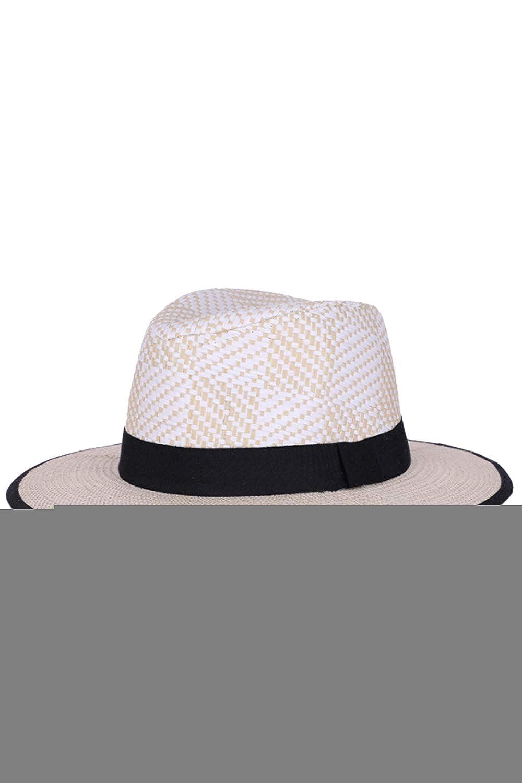 Jomuhoy Flat Brim Fedora Hats Unisex Panama Sunhat Summer Hat Visor Cap Pack of 3