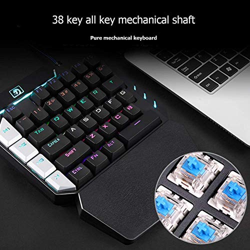 Keyboards & Mice - Clougaming One Handed Keyboard One-handed