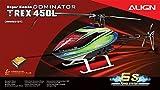 (US) ALIGN RH45E21BW T-REX 450L Dominator Super Combo 6S
