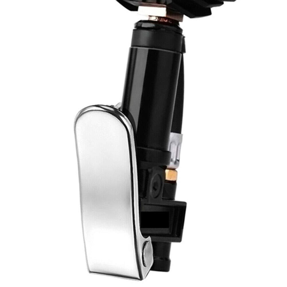 mandrin dair et compresseur 200 psi avec tuyau en caoutchouc et prise de connexion rapide pour voiture camion moto Gonfleur de pneu num/érique avec jauge de pression v/élo