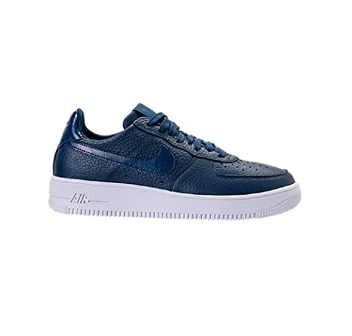 NIKE Scarpe Air Force 1 Ultra Force Blu PE 2018 818735