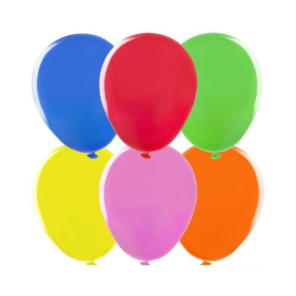 9'' Party Style Standard Balloon