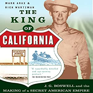 The King of California Audiobook